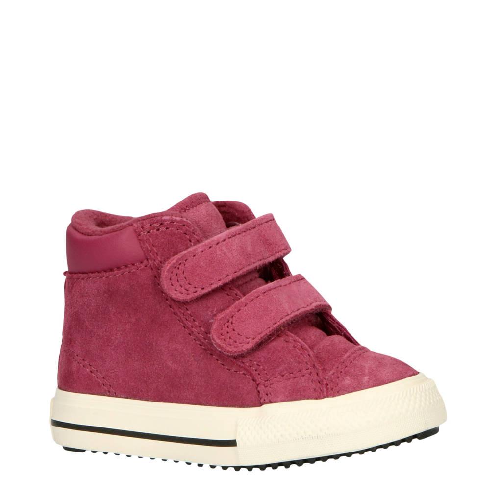 Converse  Ctas PC Boot 2V Hi suede sneakers oudroze, Oudroze/wit