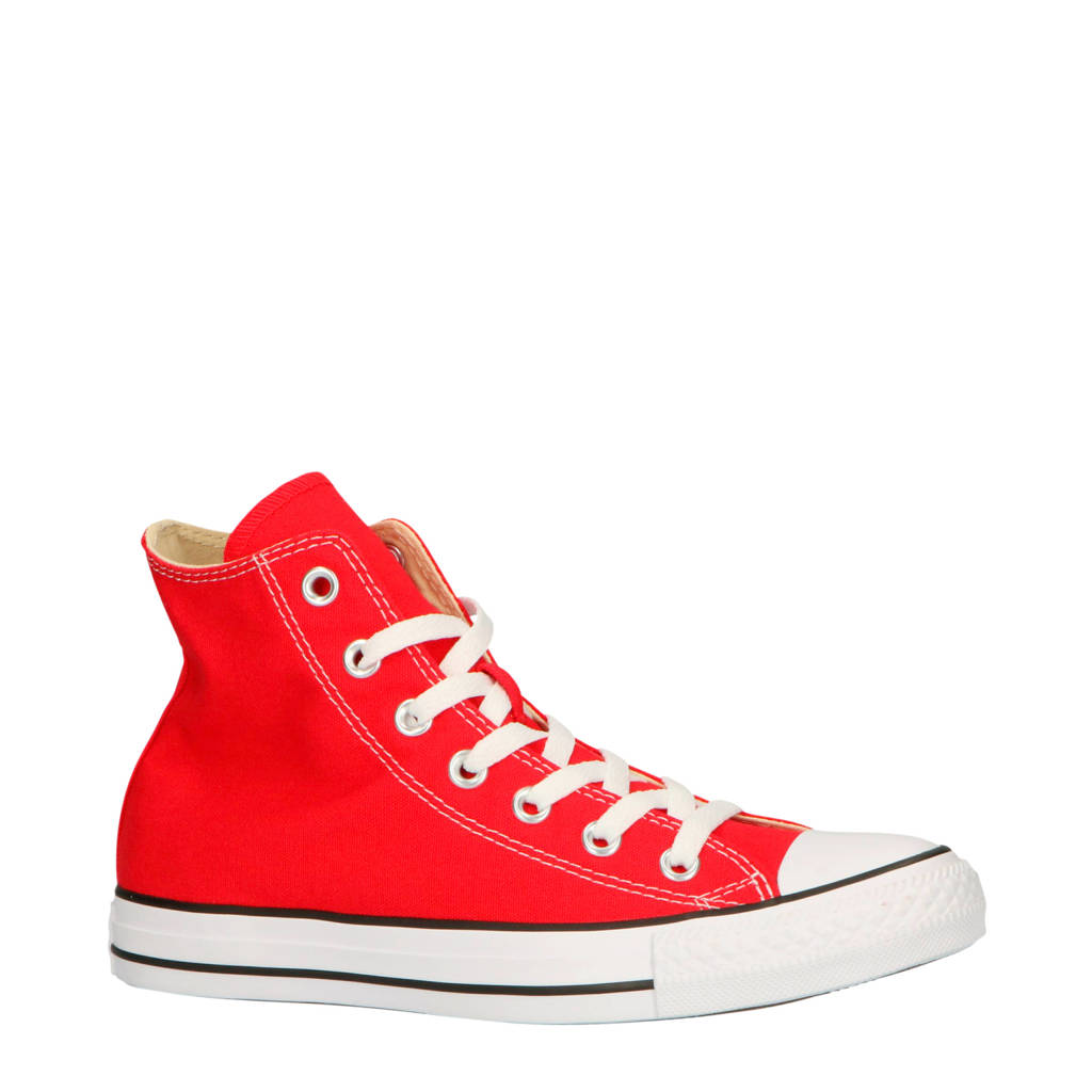 Converse  All Star Hi sneakers rood, Rood