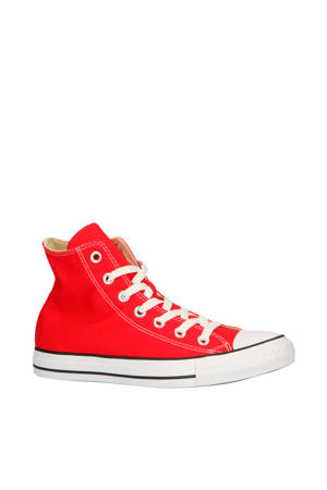 All Star Hi sneakers rood