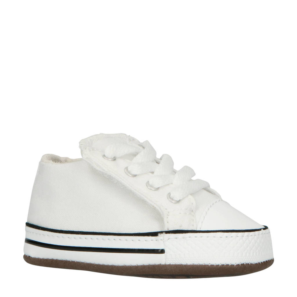 Converse Ctas Cribster Mid babysneakers wit, Wit