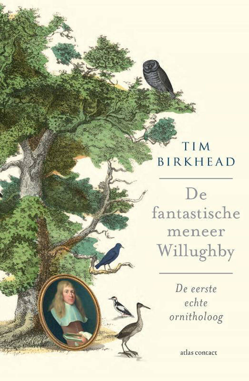 De fantastische Mr. Willughby - Tim Birkhead