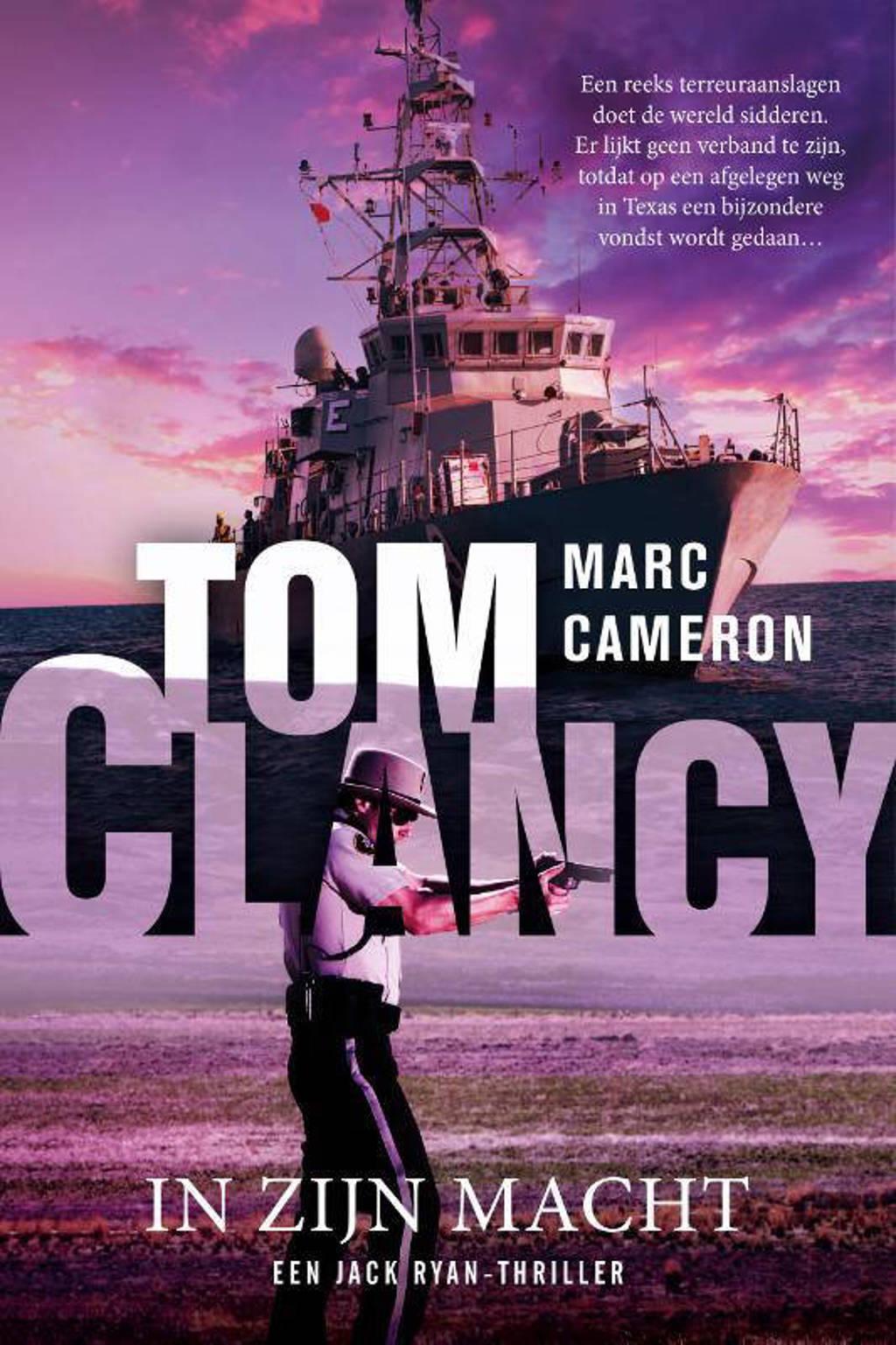 Jack Ryan: Tom Clancy In zijn macht - Marc Cameron
