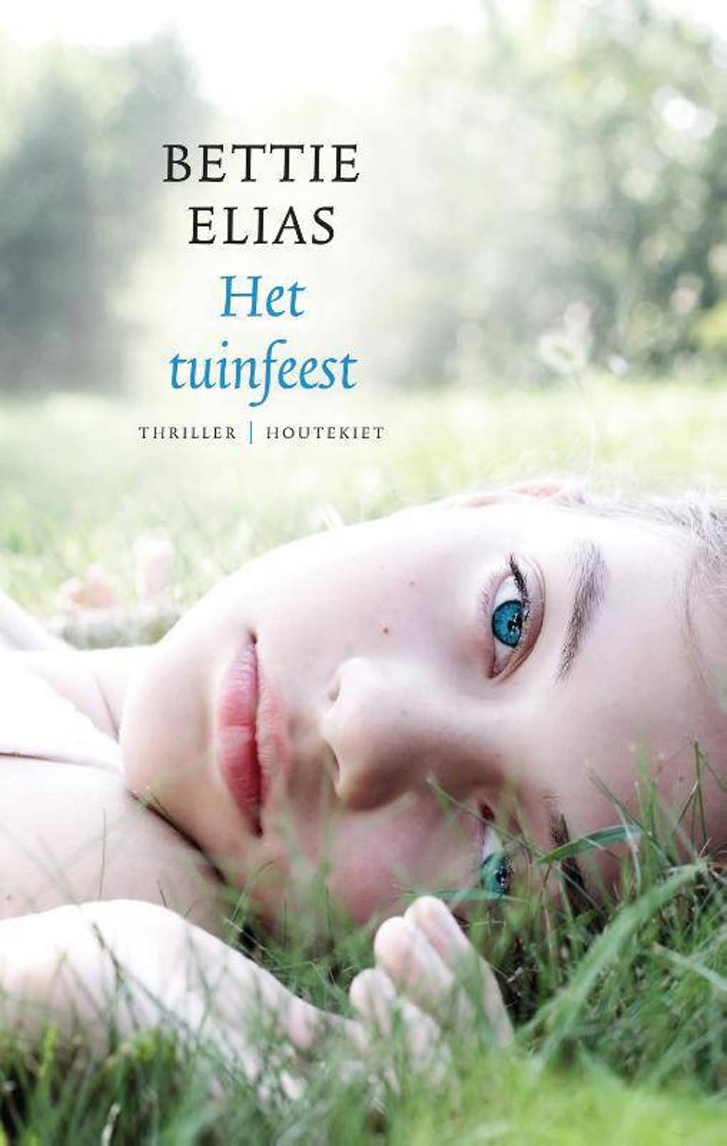 Het tuinfeest - Bettie Elias