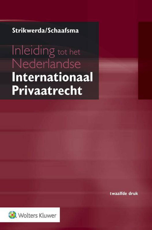 Inleiding tot het Nederlandse Internationaal Privaatrecht