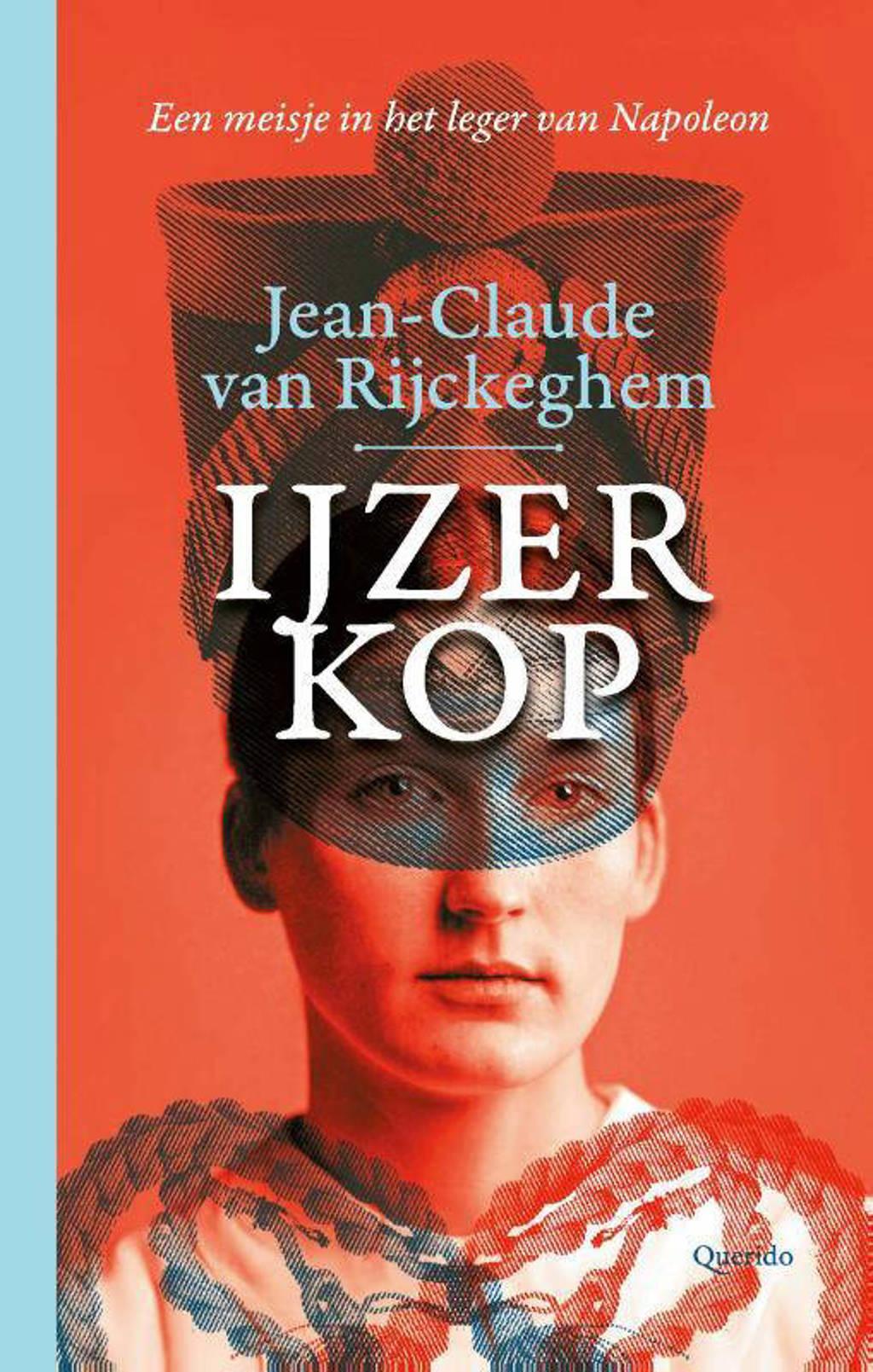 IJzerkop - Jean-Claude van Rijckeghem