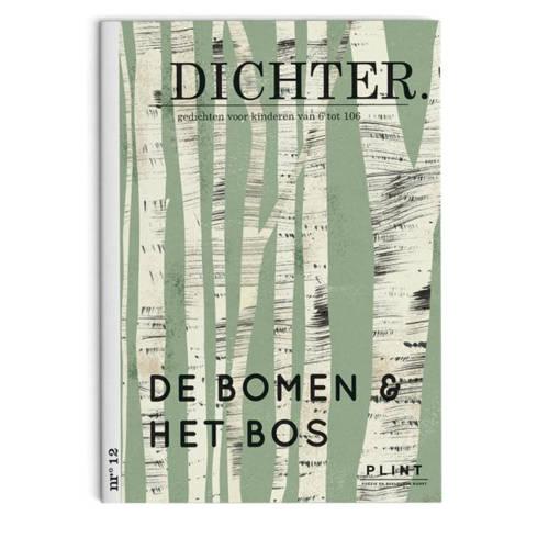 Dichter: Plint DICHTER. 12 Bomen set van 10 - De D