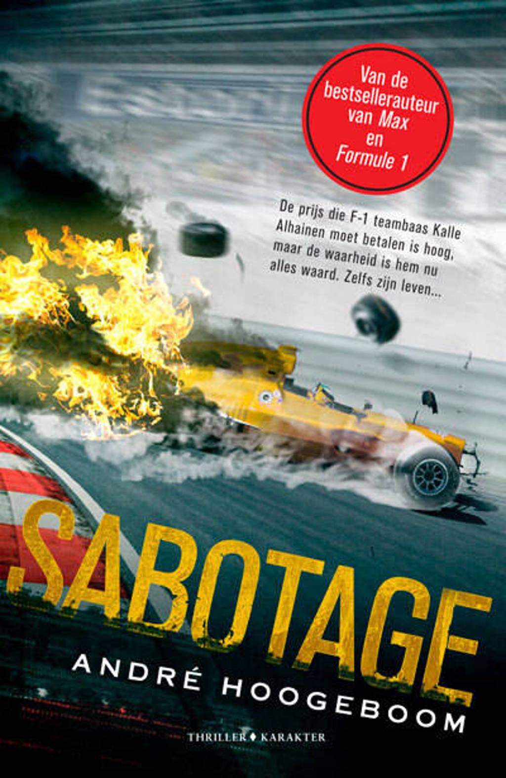 Sabotage - André Hoogeboom