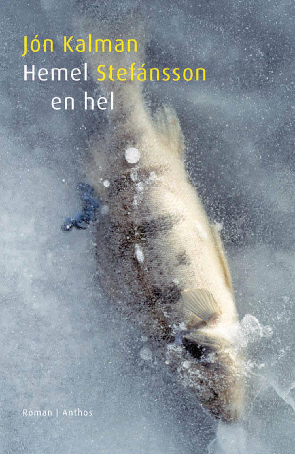 Hemel en hel - Jón Kalman Stefánsson