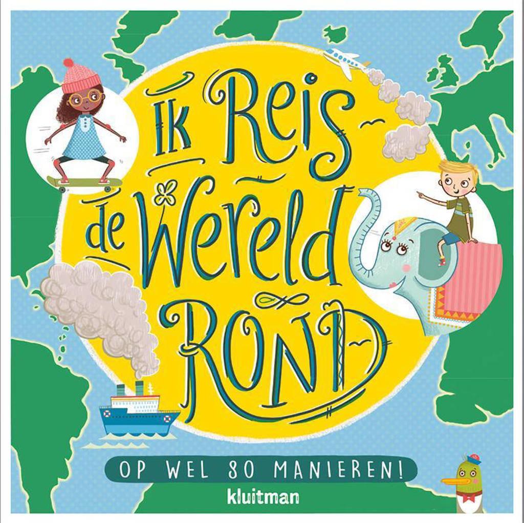 Ik reis de wereld rond - Annemarie Dragt