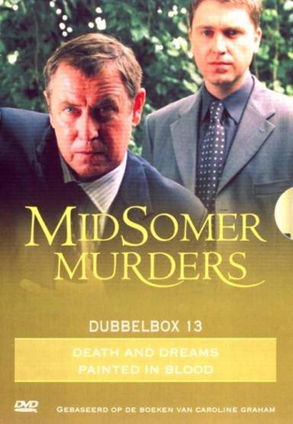 Midsomer murders - dubbelbox 13 (DVD)