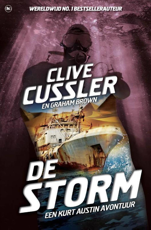 Kurt Austin-avonturen (NUMA-files): De storm - Clive Cussler