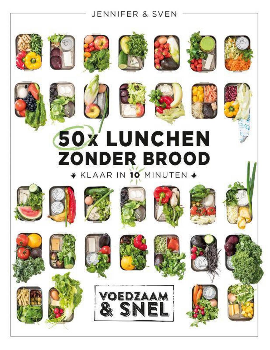 50x lunchen zonder brood - Sven en Jennifer