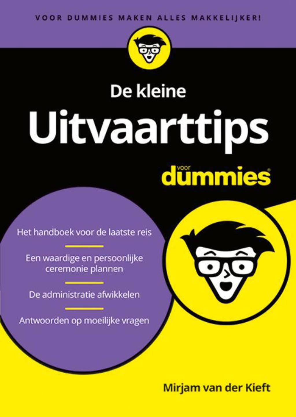 De kleine Uitvaarttips voor Dummies - Mirjam van der Kieft