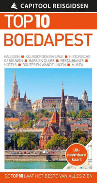 Capitool Reisgidsen Top 10: Boedapest - Capitool