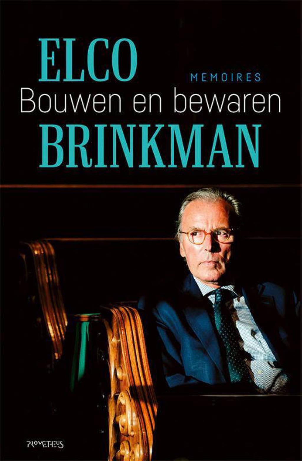 Bouwen en bewaren - Elco Brinkman