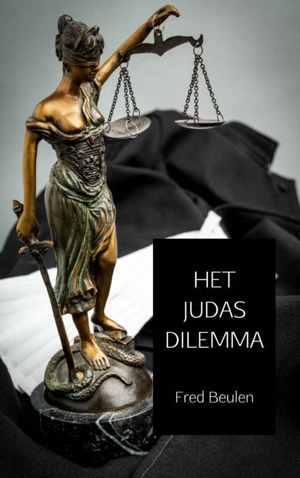 HET JUDAS DILEMMA - Fred Beulen