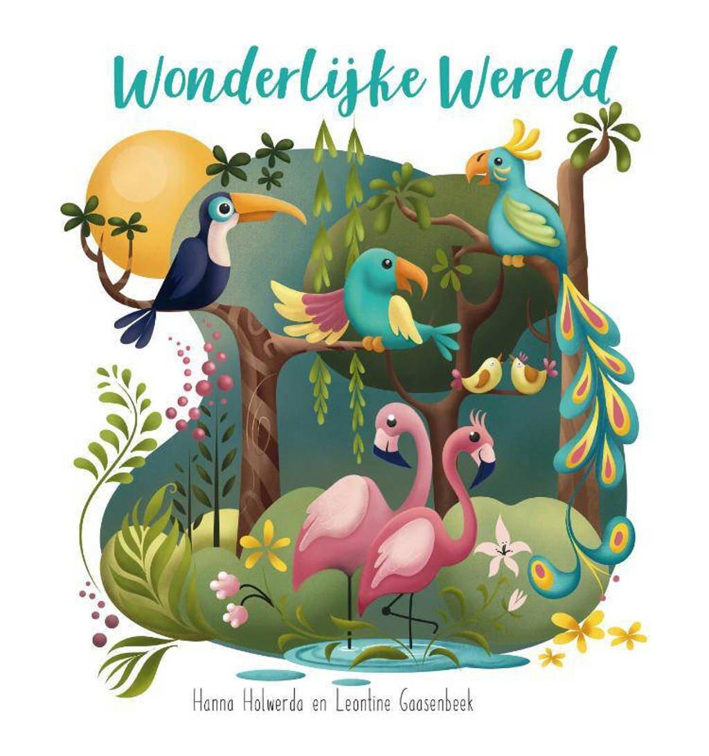 Wonderlijke Wereld - Hanna Holwerda