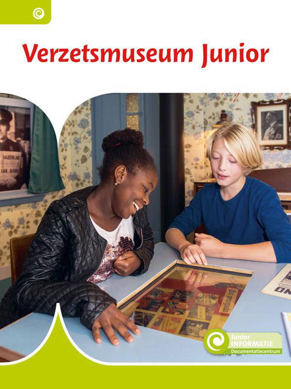 Junior Informatie: Verzetsmuseum Junior - Moniek van Zijl