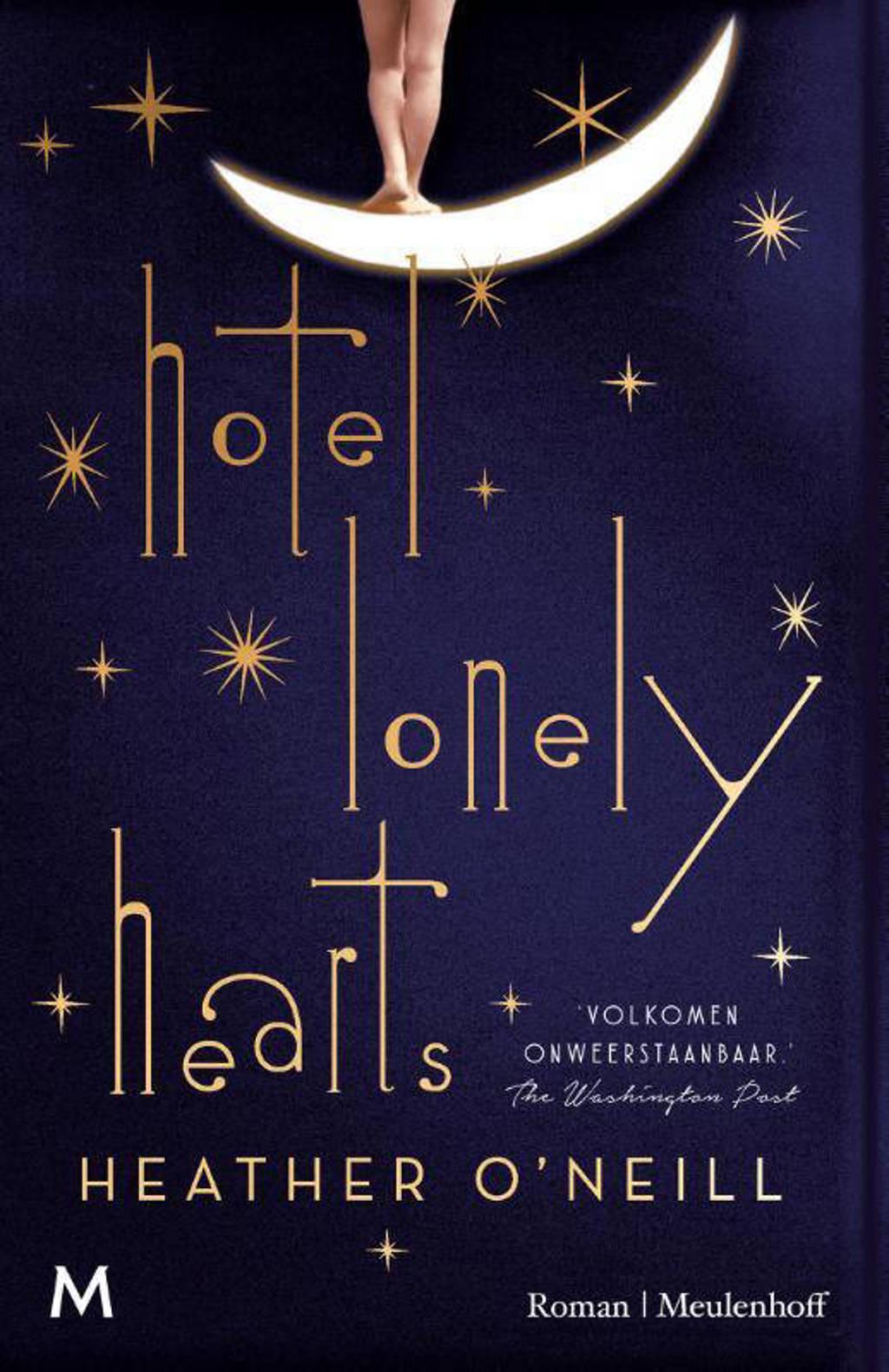 Hotel Lonely Hearts - Heather O'Neill