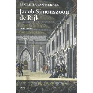Jacob Simonszoon de Rijk - Lucretia Wilhelmina Van Merken