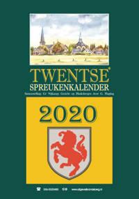 Twentse spreukenkalender 2020 - Gé Nijkamp