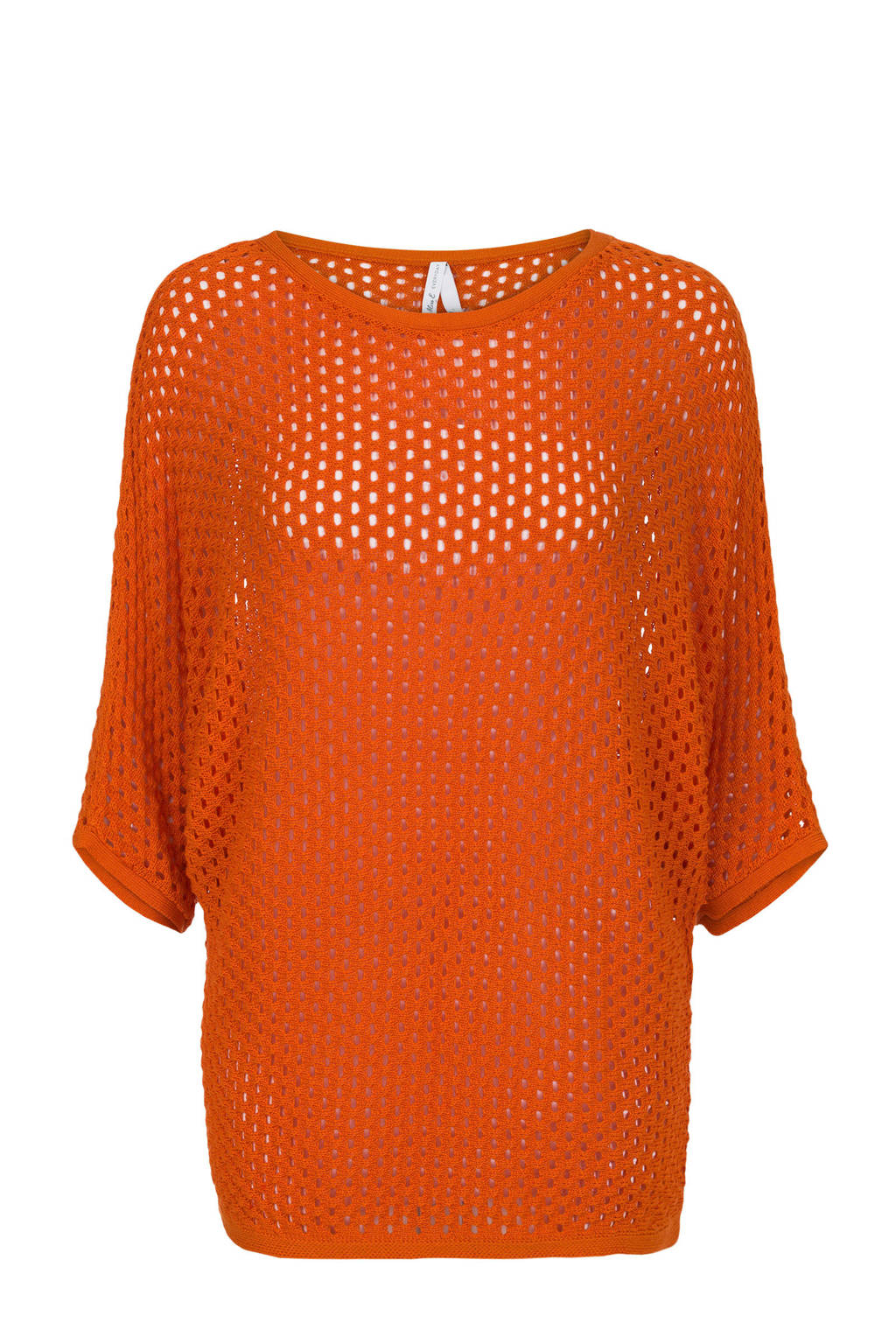 Miss Etam Regulier trui oranje, Oranje