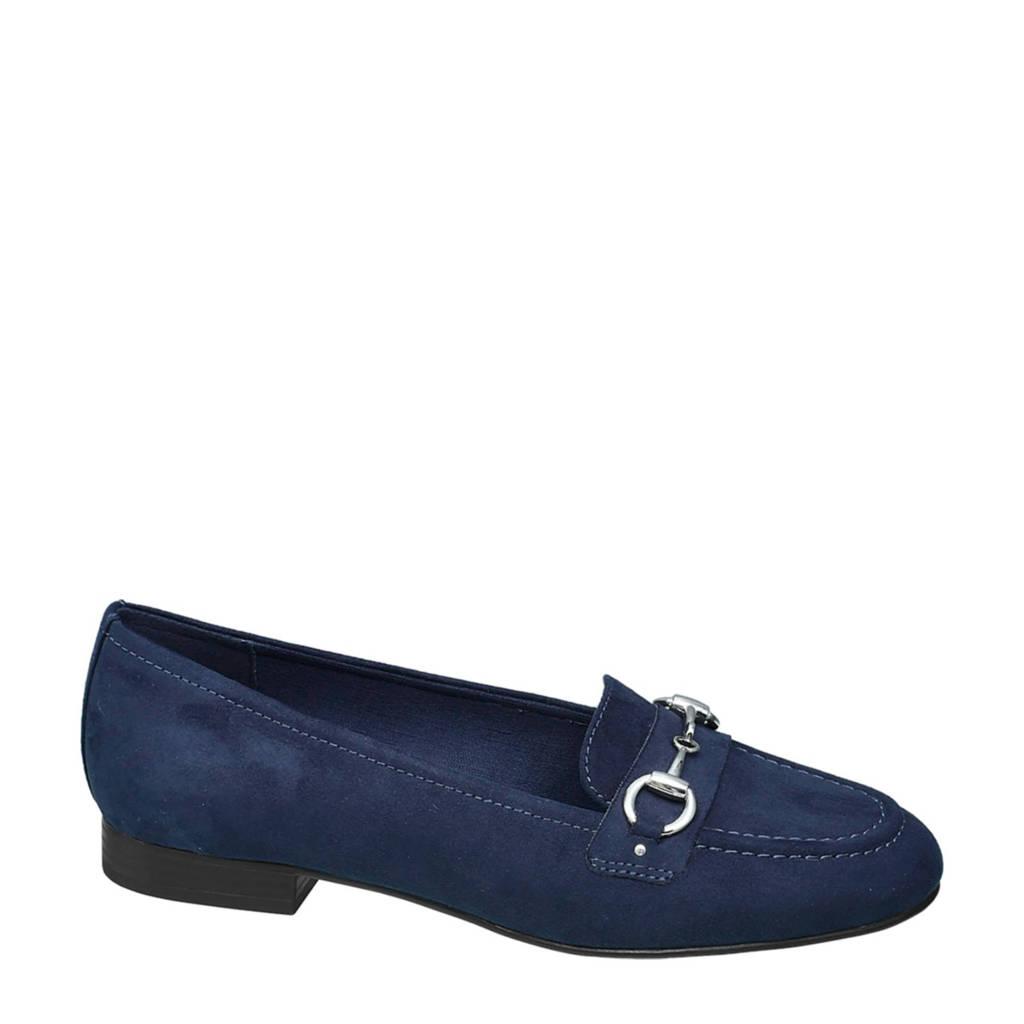 Graceland   loafers blauw, Blauw