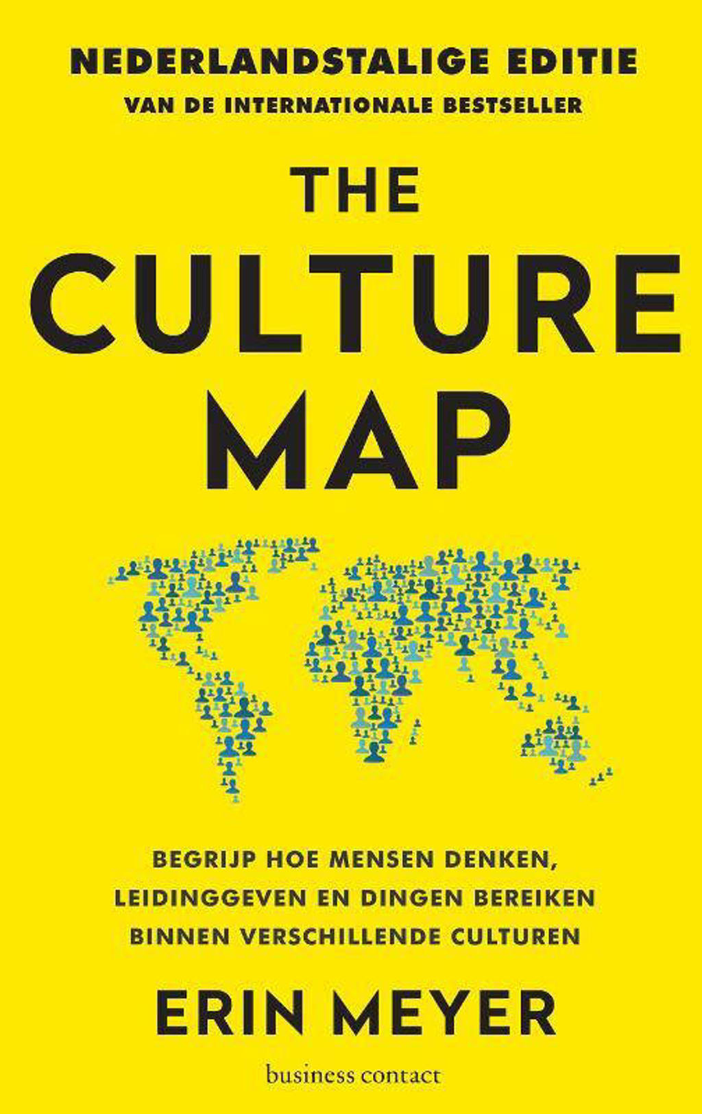 The Culture Map - Erin Meyer
