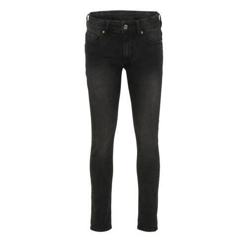 Indian Blue Jeans slim fit jeans Tom black denim