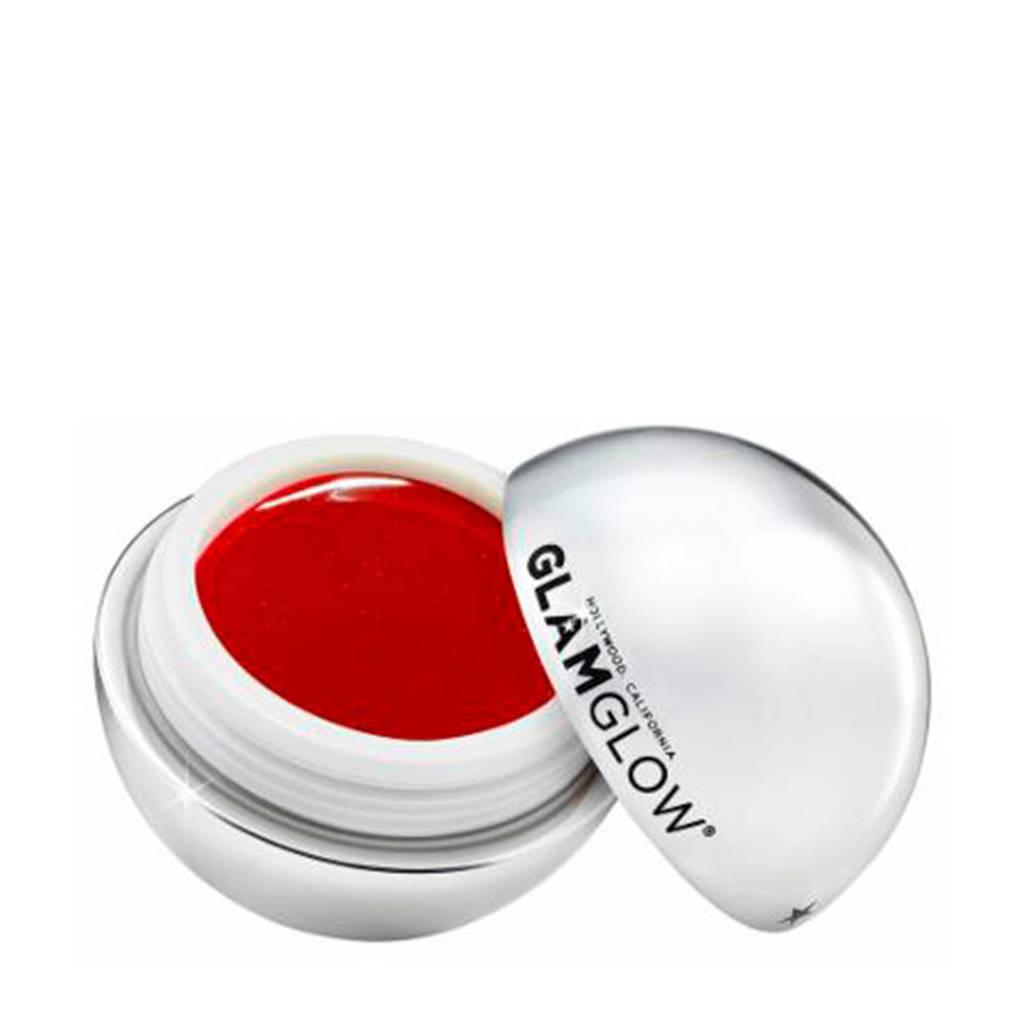 GlamGlow Poutmud Wet Lip Balm Treatment lipgloss - Starlet