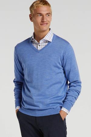 wollen trui blauw
