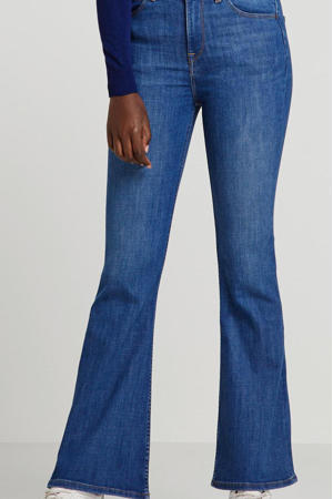 flared jeans Breese blauw