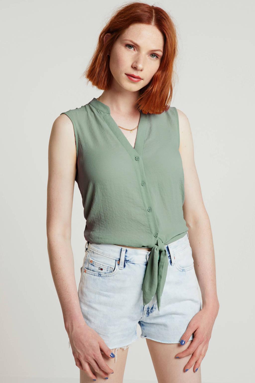 VERO MODA blouse groen, Groen