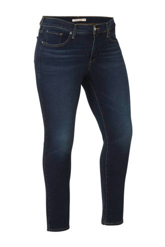 Plus 311 push-up skinny jeans