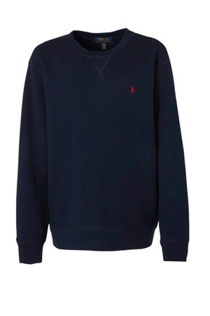 sweater donkerblauw
