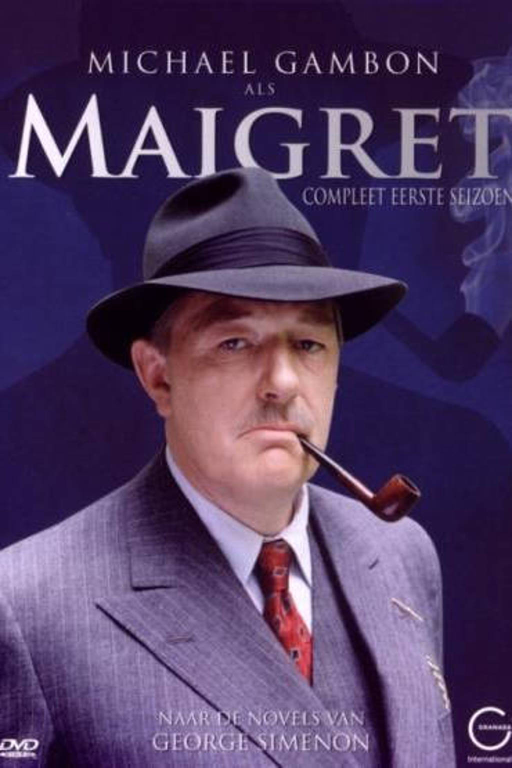 Maigret - Seizoen 1 (DVD)