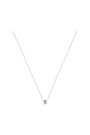 sterling zilveren ketting letter Y - SJ1010101-Y