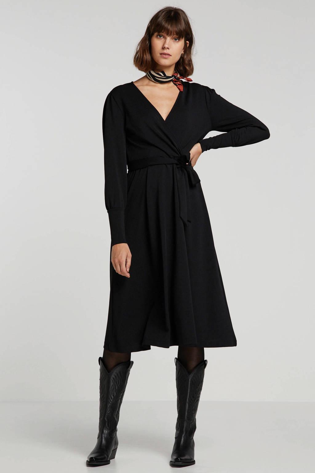 wehkamp jurk zwart, Zwart