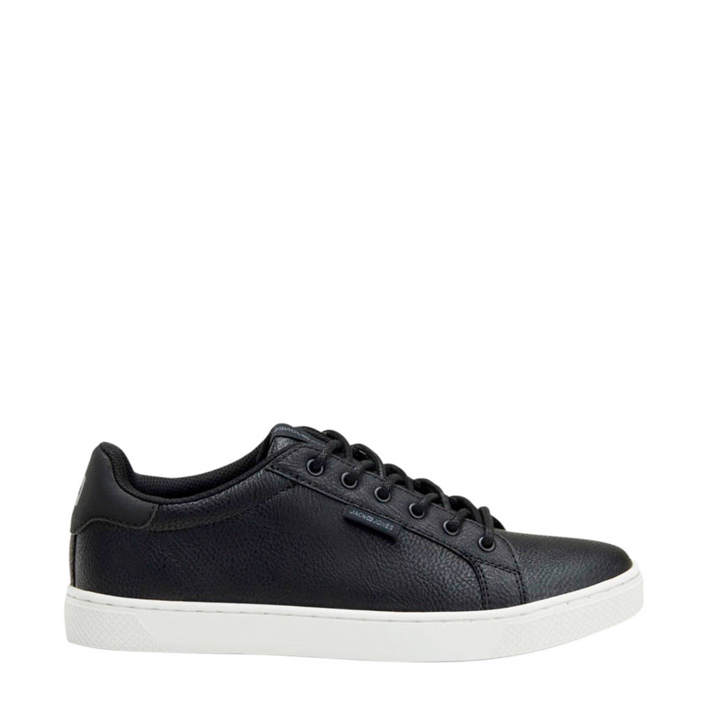 JACK & JONES JUNIOR   sneakers zwart, Zwart