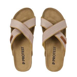 Pingaa slippers beige