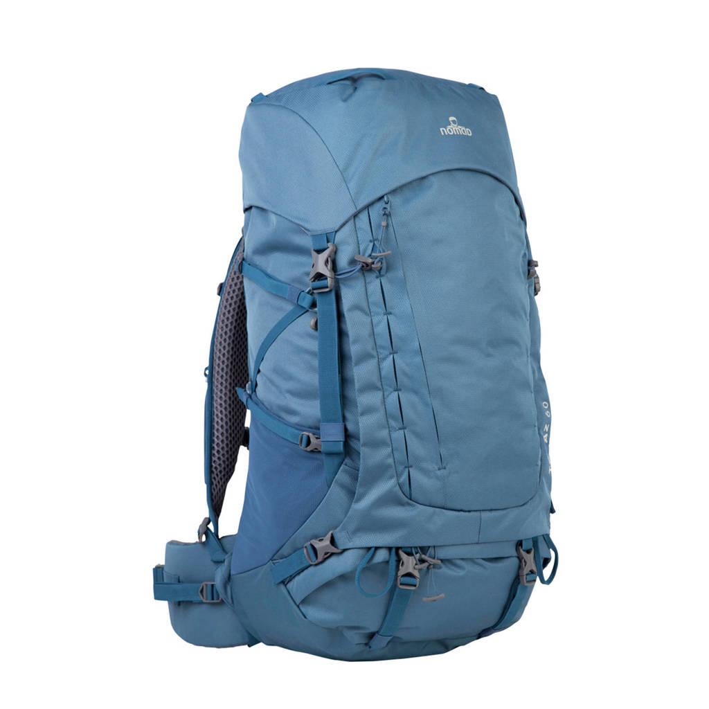 Nomad  Rugzak Topaz 60L blauw