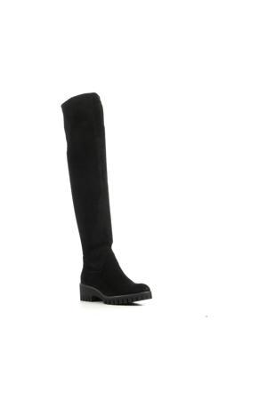 Aquelia overknee laarzen zwart