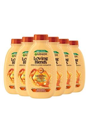 Honing Goud shampoo - 6x 300ml multiverpakking