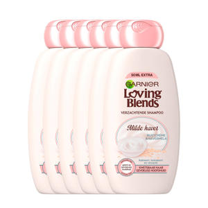 Milde Haver shampoo - 6x 300ml multiverpakking