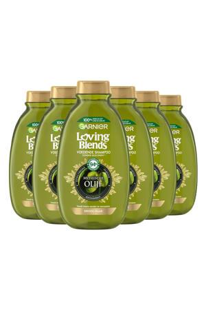 Mythische Olijf shampoo - 6x 300ml multiverpakking