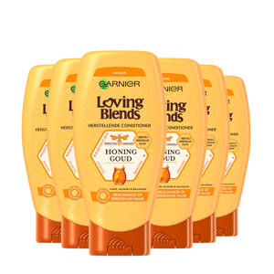 Honing Goud conditioner - 6x 250ml multiverpakking