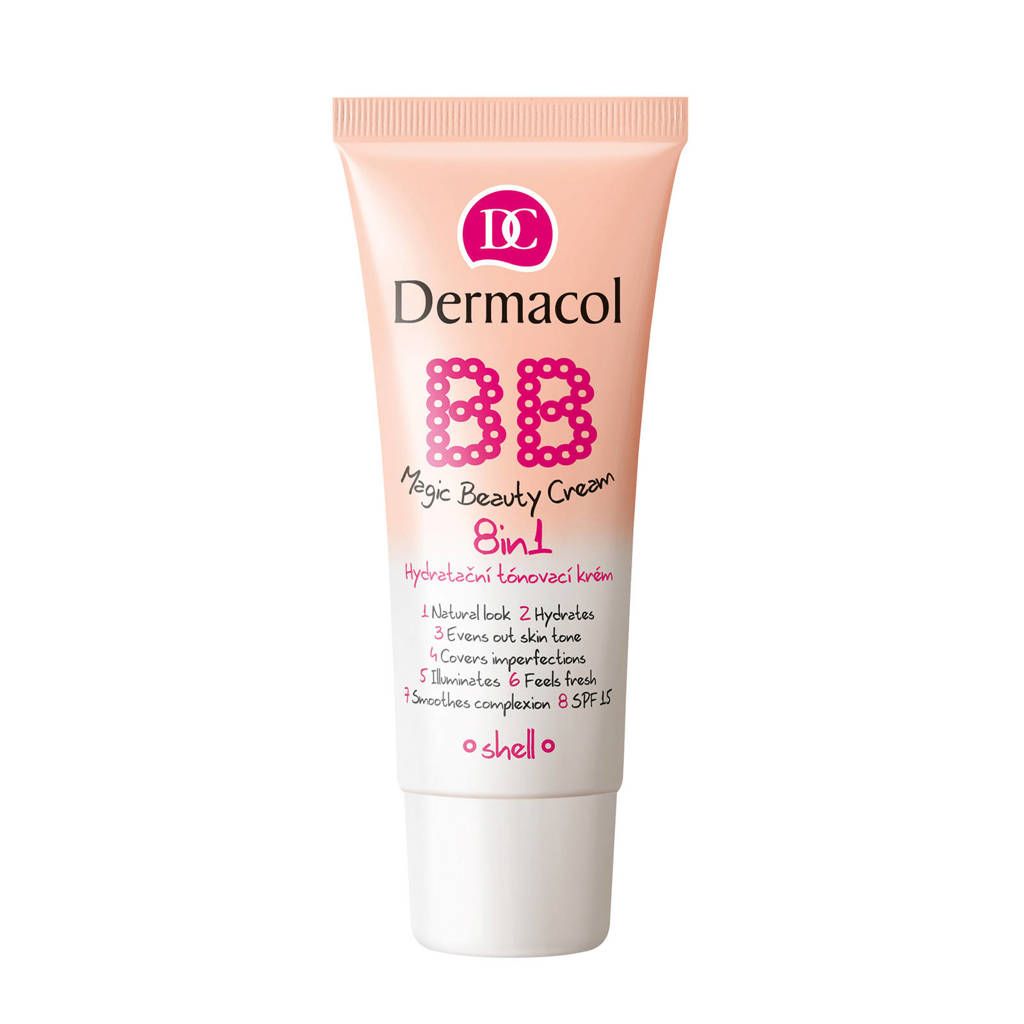 Dermacol BB Magic Beauty cream 8in1 - shell, Shell