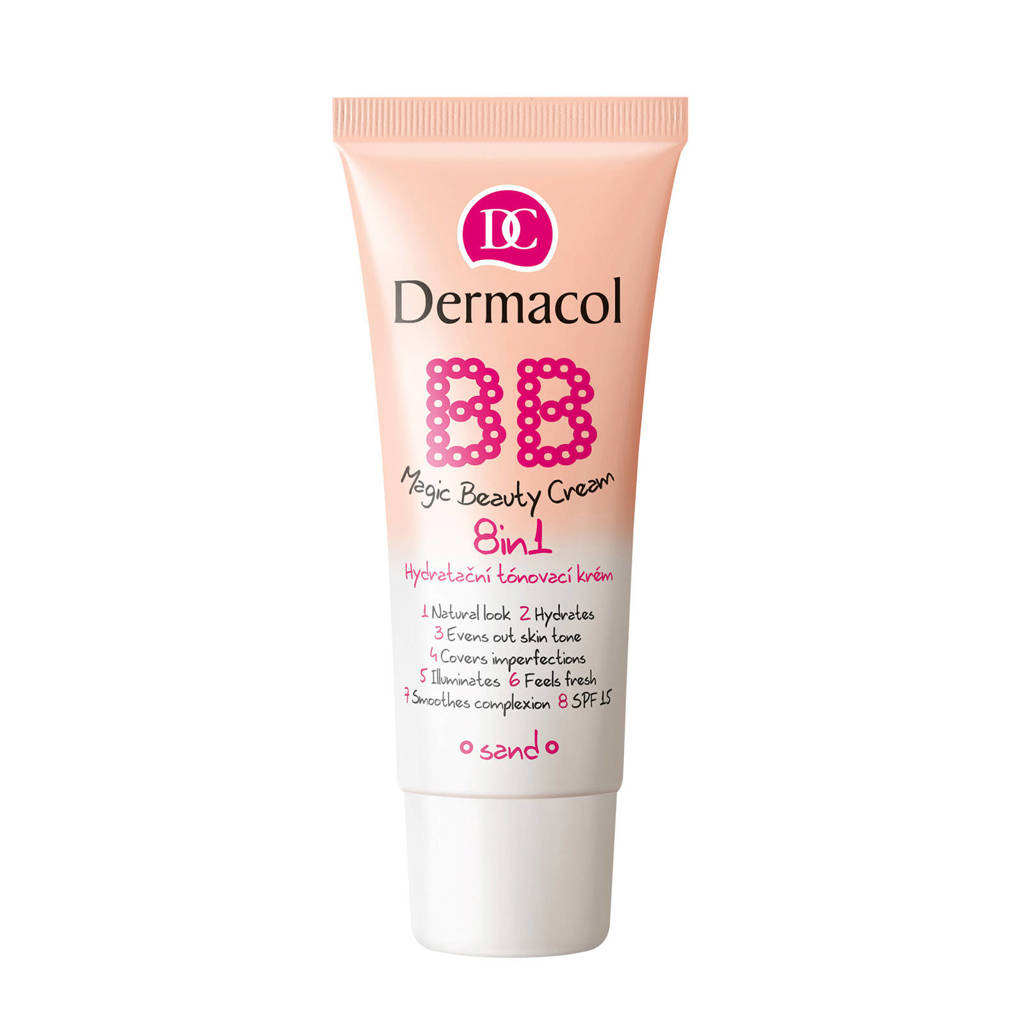 Dermacol BB Magic Beauty cream 8in1 - sand