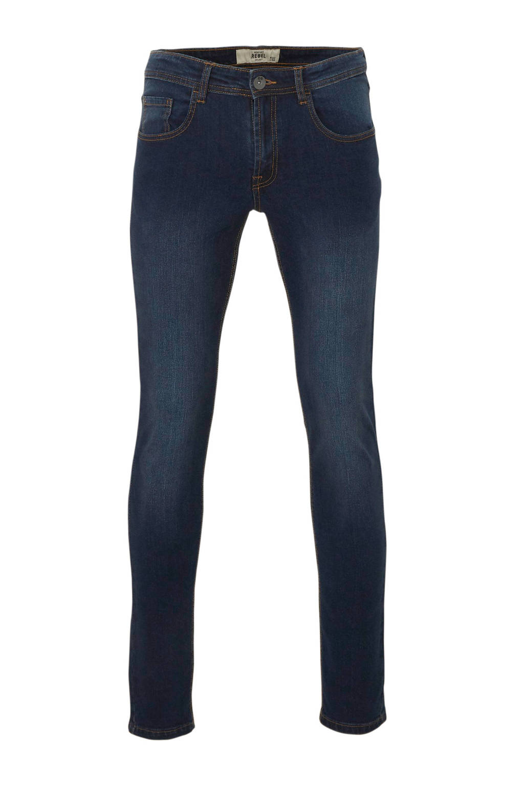 Redefined Rebel skinny jeans RR Copenhagen, Dark Sea
