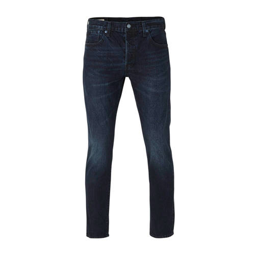 Levi's slim tapered fit jeans 501 deep and dark